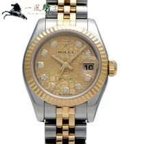 Rolex Lady-Datejust 179173G 2004 pre-owned