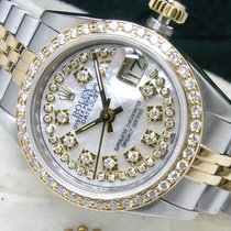 Rolex Lady-Datejust Gold/Steel 26mm White No numerals United States of America, Pennsylvania, HARRISBURG