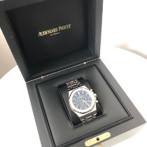 Audemars Piguet Royal Oak Chronograph Acero 41mm Azul Sin cifras España, madrid