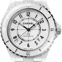 Chanel H0970 Ceramic 2019 J12 38mm pre-owned United States of America, Florida, Coconut Grove