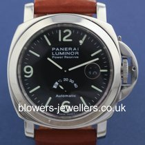 Panerai Luminor Power Reserve pre-owned Steel