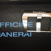 Panerai Brushed Pre V Buckle Clasp s/steel 22mm NEW