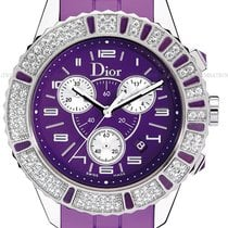 Dior Christal Steel Purple United States of America, New York, Brooklyn