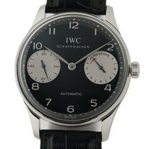 IWC Portuguese (submodel) IW5000-001 pre-owned