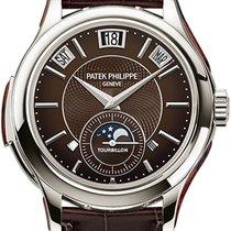 Patek Philippe Minute Repeater Perpetual Calendar Platinum Brown United States of America, New York, Brooklyn