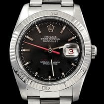 Rolex Date Just Turn O Graph