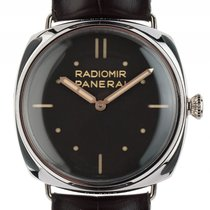 Panerai Radiomir 1940 3 Days Platino 950 Platin Handaufzug...