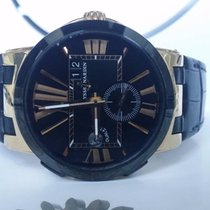 Ulysse Nardin Executive Dual Time 246-00-3/42 pre-owned