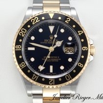 Rolex GMT-Master II 16713 T Stahl Gelbgold 750 Automatik 2006