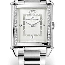 Girard Perregaux Vintage 1945 25860D11A121-11A Girard Perregaux Donna Guarnizione Diamanti new
