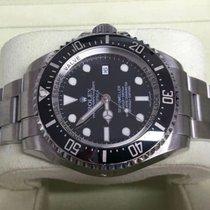 Rolex Sea-Dweller Deepsea116660 44mm Steel Ceramic Box/Paper