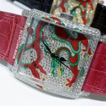 Franck Muller Dragon Myth White Gold Master of Complications -...