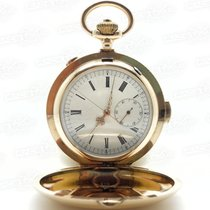 Pocket watch Repetition a minutes Gold 1896