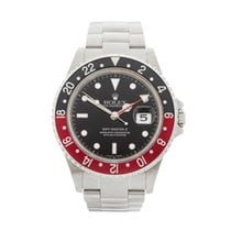 Rolex GMT-Master II Coke Stainless Steel Gents 16710 - W4304
