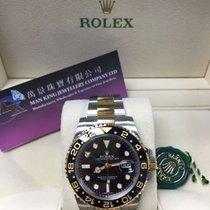 Rolex 116713ln GMT-Master II Gold/Steel