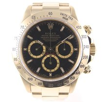 Rolex Daytona Zenith 16528 complet yellow gold and 2017 Rolex...