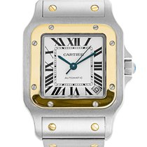 Cartier Watch Santos W20099C4