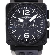 Bell & Ross | A Coated Stainless Steel Square Form Automatic...