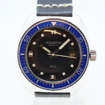 Aquastar Steel 41mm Automatic pre-owned
