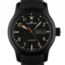 Fortis Steel Automatic 655.18.18 LP new