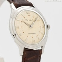 Bulova Steel 32mm Manual winding pre-owned United States of America, California, Beverly Hills
