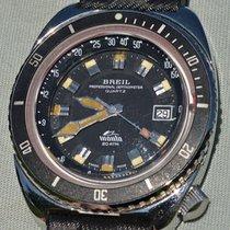 Breil Manta Professional Depthometer Diver Sub 200mt. Nos Anni...