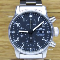 Fortis Steel Automatic IZ-61FOR.12.2018 pre-owned
