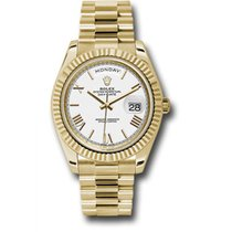 Rolex Day-Date 40 Yellow gold 40mm White Roman numerals United States of America, Florida, Miami