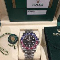 Rolex 126710BLRO Acciaio GMT-Master II 40mm