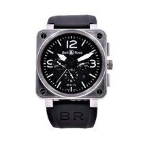 Bell & Ross BR 01-94 Chronographe nuovo Acciaio
