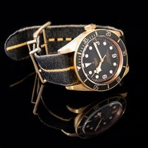 Tudor Black Bay Bronze 43mm Siv