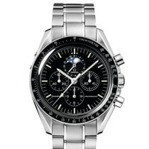 Omega Speedmaster Professional Moonwatch Moonphase new 2019 Manual winding Chronograph Watch with original box and original papers 3576.50.00