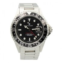 Steinhart Steel 42mm Automatic Ocean GMT pre-owned UAE, Dubai