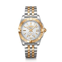 Breitling Galactic 36 Gold/Steel United States of America, New York, New York