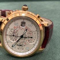 Audemars Piguet Millenary Chronograph Oro rosado 39mm Blanco Árabes
