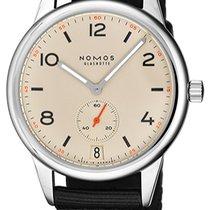 NOMOS Club Automat Datum new Automatic Watch with original box and original papers NOMOS775