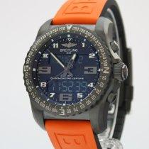 Breitling Cockpit B50 neu 2019 Quarz Chronograph Uhr mit Original-Box und Original-Papieren VB501022/BD41