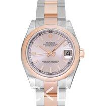 Rolex Lady-Datejust nuevo Automático Reloj con estuche y documentos originales 178241-0001