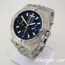 Breitling Steel 44mm Automatic A44359 pre-owned