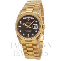Rolex Day-Date 18338 pre-owned