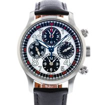 Franck Muller pre-owned Automatic 40mm White Sapphire crystal