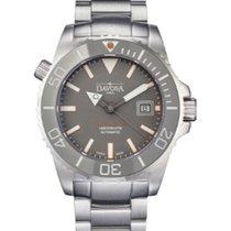 Davosa Argonautic Steel 43mm Grey No numerals