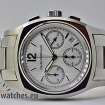 Girard Perregaux Steel 38mm Automatic 2498 pre-owned
