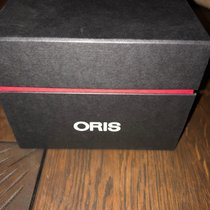 Oris Aquis Date pre-owned 43mm Black Rubber