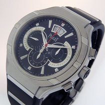 Piaget Polo FortyFive Titanium 45mm Black