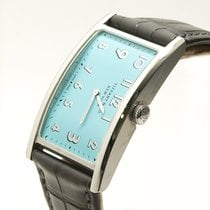 Tiffany Steel Quartz 36092262 pre-owned