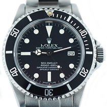Rolex Sea-Dweller 16660 pre-owned