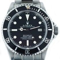 Rolex Sea-Dweller 16660 Muy bueno Acero 40mm Automático