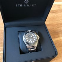 Steinhart Ocean 1 Steel 42mm Black United States of America, New York, New York
