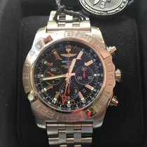 Breitling Chronomat GMT Steel 47mm Black No numerals United States of America, Texas, Austin